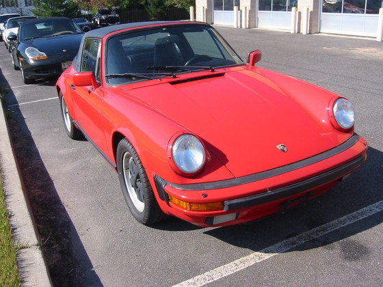 1987 Porsche 911 Targa:4 car images available