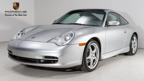 2002 Porsche 911 Targa:24 car images available