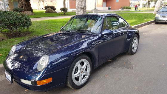 1997 Porsche 911 Targa:18 car images available