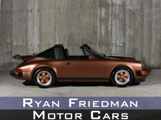 1989 Porsche 911 Targa : Car has generic photo