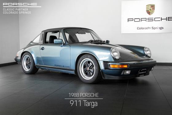 1988 Porsche 911 Targa:24 car images available
