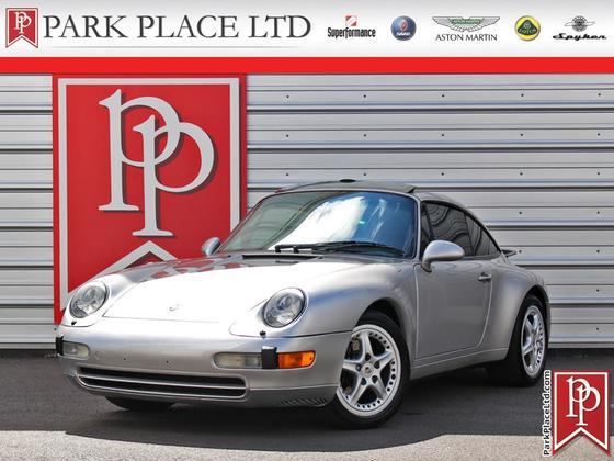 1997 Porsche 911 Targa:24 car images available