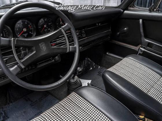 1973 Porsche 911 Targa