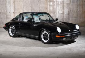 1987 Porsche 911 Targa