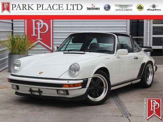 1984 Porsche 911 Targa:24 car images available