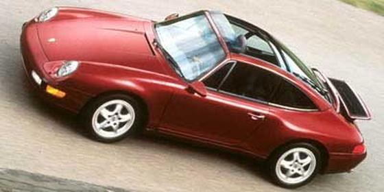 1998 Porsche 911 Targa : Car has generic photo