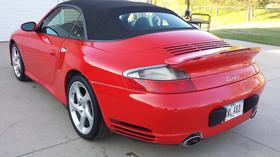 2004 Porsche 911 Turbo Cabriolet