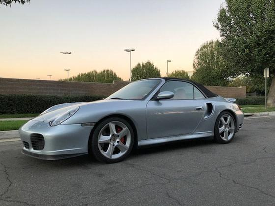 2004 Porsche 911 Turbo Cabriolet:23 car images available
