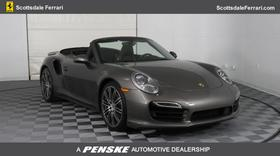 2014 Porsche 911 Turbo Cabriolet:24 car images available