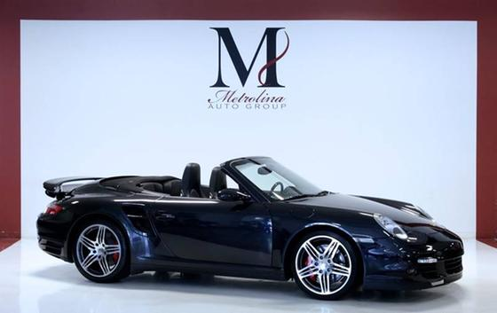2008 Porsche 911 Turbo Cabriolet:24 car images available