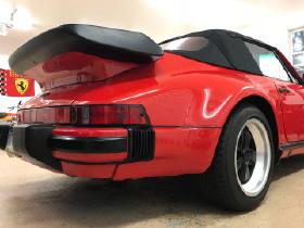1989 Porsche 911 Turbo Cabriolet
