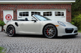 2018 Porsche 911 Turbo Cabriolet:17 car images available