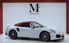 2015 Porsche 911 Turbo Cabriolet:24 car images available