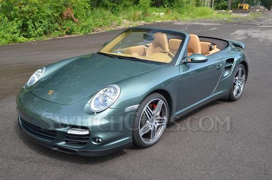 2009 Porsche 911 Turbo Cabriolet:24 car images available