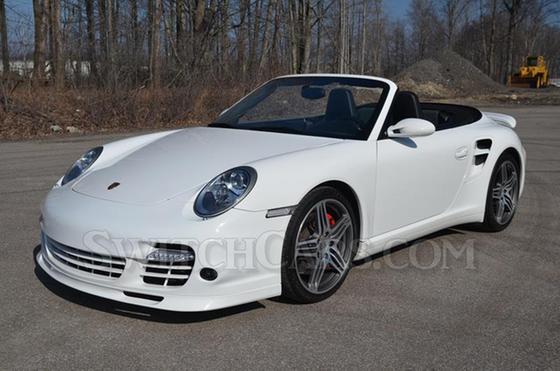 2009 Porsche 911 Turbo Cabriolet:24 car images available
