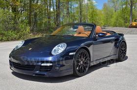 2008 Porsche 911 Turbo Cabriolet : Car has generic photo