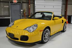 2004 Porsche 911 Turbo Cabriolet:24 car images available
