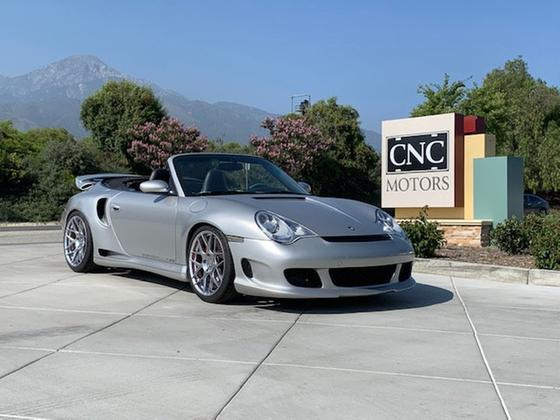 2004 Porsche 911 Turbo Cabriolet:24 car images available
