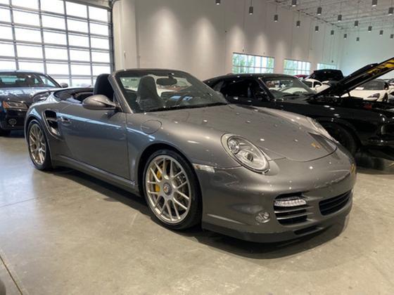 2012 Porsche 911 Turbo Cabriolet:9 car images available