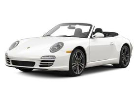 2012 Porsche 911 Turbo Cabriolet : Car has generic photo