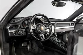2017 Porsche 911 Turbo Cabriolet
