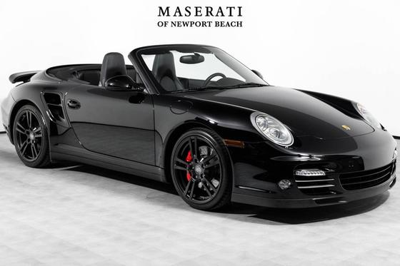 2012 Porsche 911 Turbo Cabriolet:24 car images available