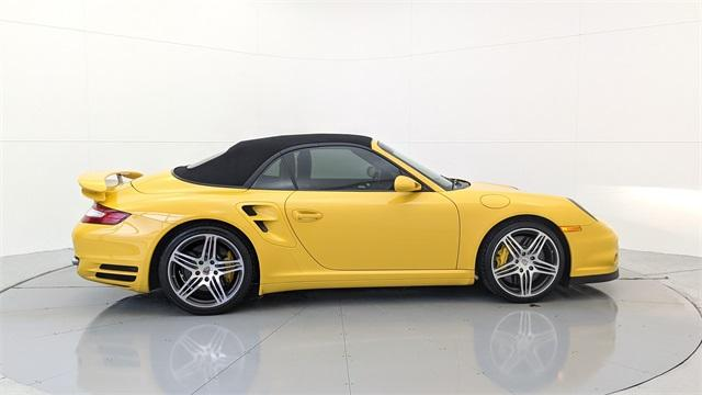 2008 Porsche 911 Turbo Cabriolet:24 car images available