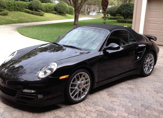 2012 porsche 911 turbo s cabriolet for sale in orlando fl exotic car list. Black Bedroom Furniture Sets. Home Design Ideas