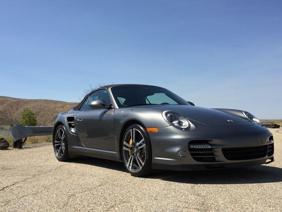 2011 Porsche 911 Turbo S Cabriolet:6 car images available