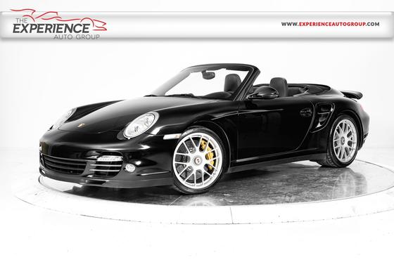 2011 Porsche 911 Turbo S Cabriolet:24 car images available