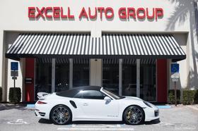2016 Porsche 911 Turbo S Cabriolet:24 car images available