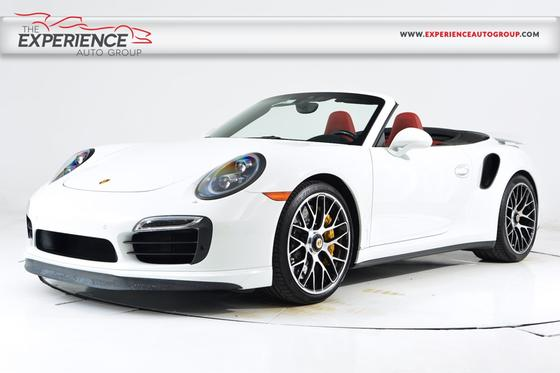 2015 Porsche 911 Turbo S Cabriolet:24 car images available