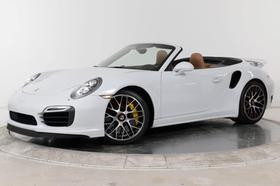 2015 Porsche 911 Turbo S Cabriolet