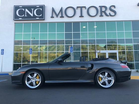 2005 Porsche 911 Turbo S Cabriolet:13 car images available