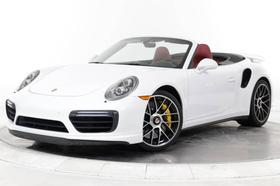 2018 Porsche 911 Turbo S Cabriolet:24 car images available