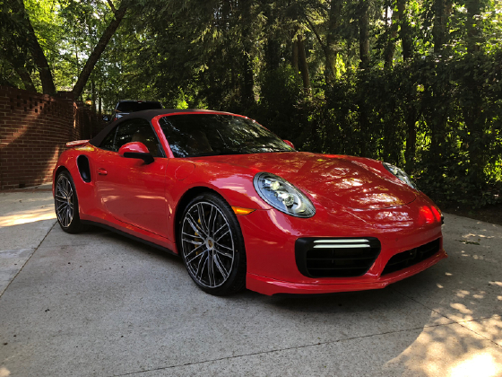 2019 Porsche 911 Turbo S Cabriolet:19 car images available