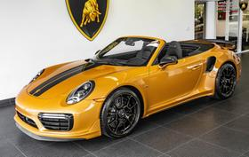 2019 Porsche 911 Turbo S Cabriolet:24 car images available