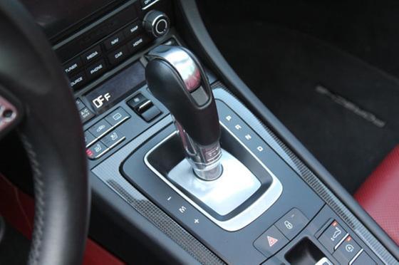2018 Porsche 911 Turbo S Cabriolet