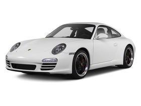 2011 Porsche 911 Turbo S Cabriolet : Car has generic photo