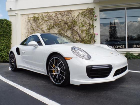 2017 Porsche 911 Turbo S:12 car images available