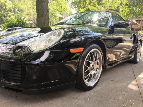 2003 Porsche 911 Turbo S:3 car images available