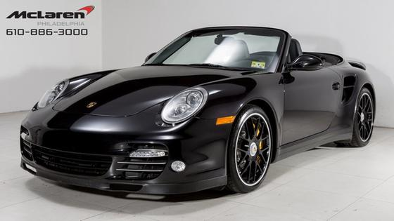 2011 Porsche 911 Turbo S:23 car images available