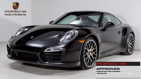 2014 Porsche 911 Turbo S:23 car images available