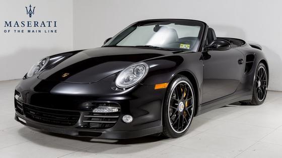 2011 Porsche 911 Turbo S:24 car images available