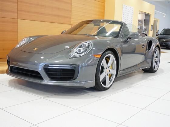 2018 Porsche 911 Turbo S:24 car images available