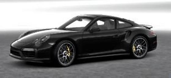 2018 Porsche 911 Turbo S:3 car images available