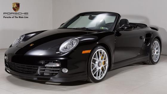 2012 Porsche 911 Turbo S:22 car images available
