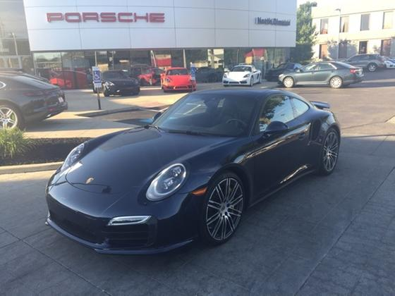 2016 Porsche 911 Turbo S:15 car images available