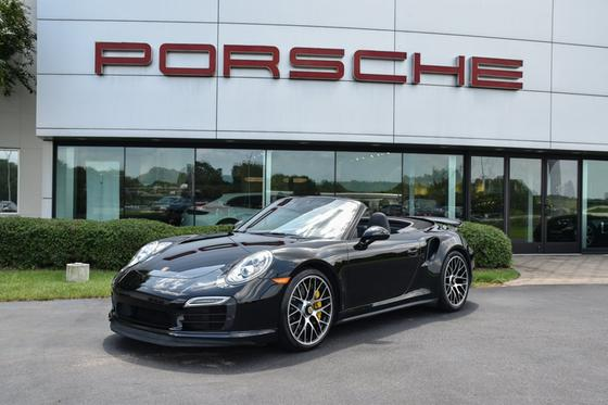 2015 Porsche 911 Turbo S:24 car images available