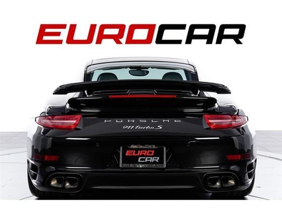 2015 Porsche 911 Turbo S